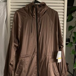 NWT Chocolate Bronze Jacket